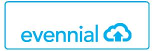 Logo Evenial inscripciones festival inicia