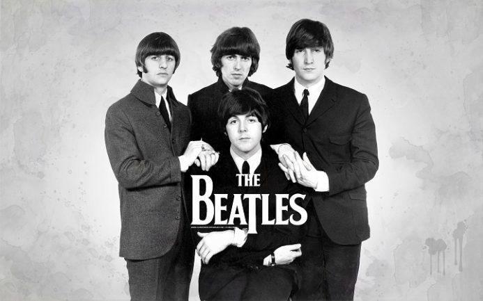 Los Beatles a través del universo