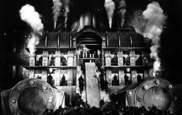 la arquitectura en el cine