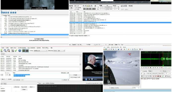 programa de subtitulaje Traducciones & Subtitulos