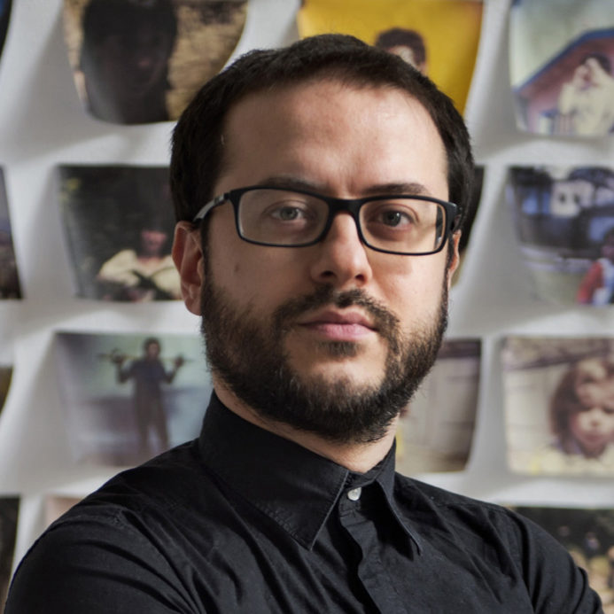 Al Diaz ganador mejor cortmetraje ficción