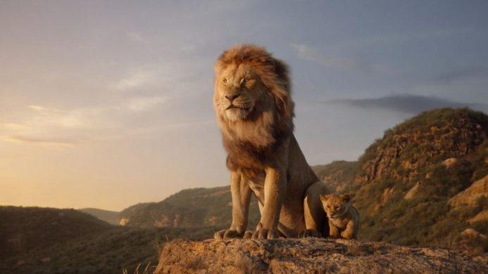 El Rey León La Película