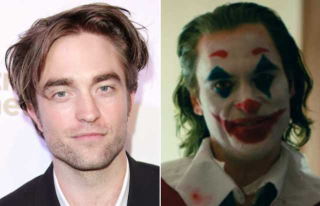 Pattinson Batman