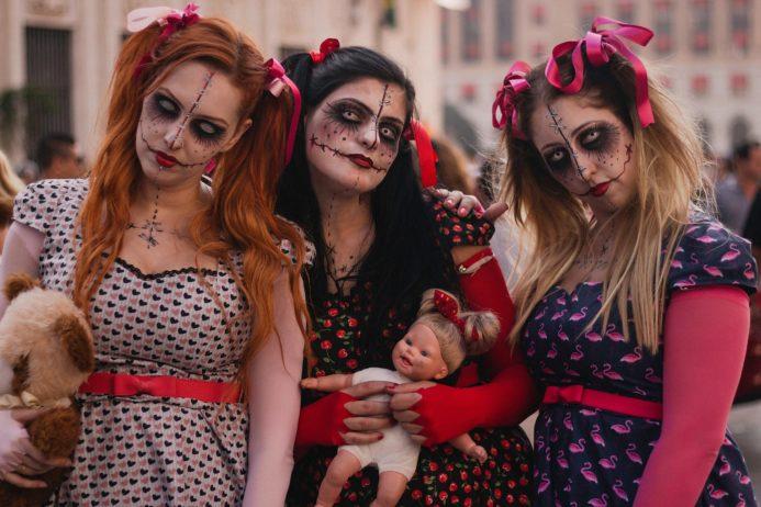 ideas para un cortometraje de terror mujeres