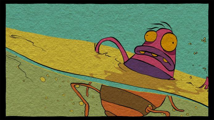 ganador mejor cortometraje de animacion