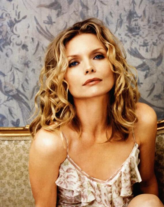 Michelle Pfeiffer actrices rubias