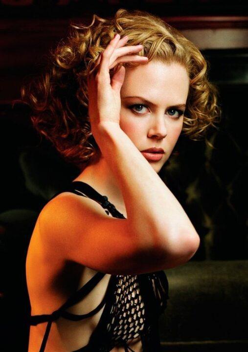 Nicole Kidman actrices rubias