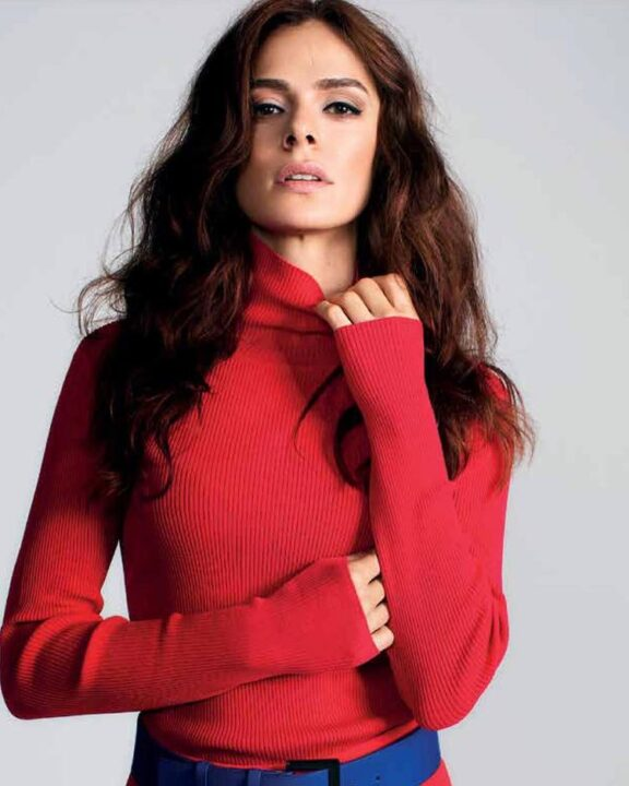 Özge Özpirinçci actriz turca